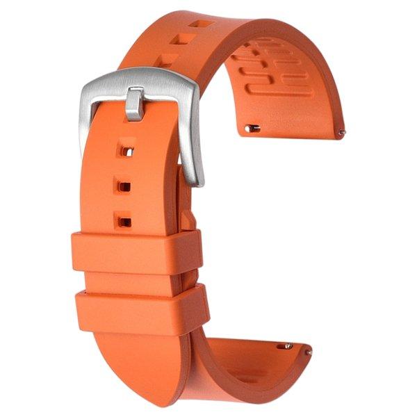 sport watch bands rubber