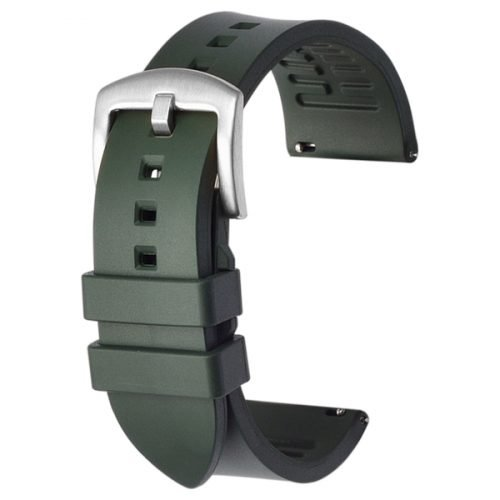 rubber diver watch straps