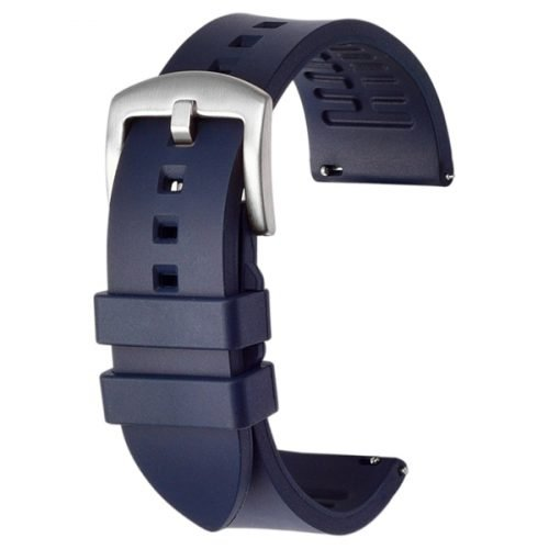 rubber watch bands diver strap