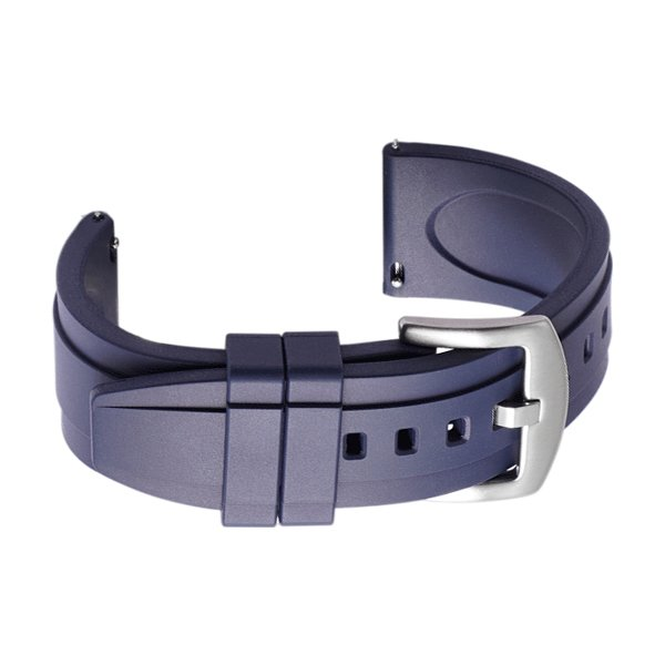 diver rubber strap watch bands