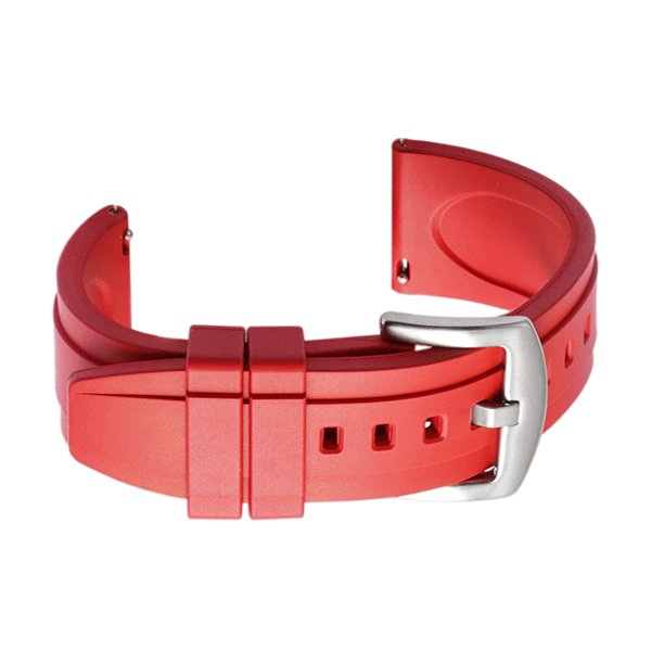rubber sports watch straps