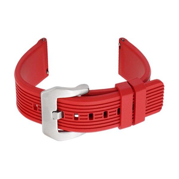 sport rubber strap watch band